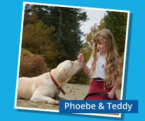 phoebe and teddy