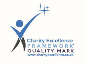 Charity Excellence Framework QM Logo