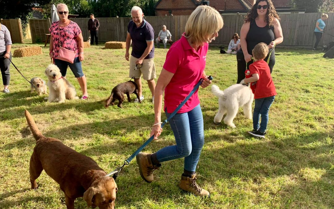 The Bonny Cravat brings the community together to raise funds for Hypo Hounds