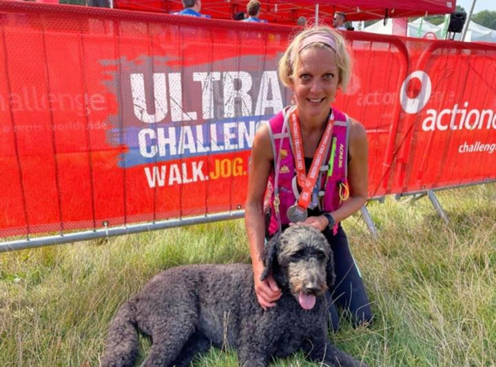 Team Asha run 34 miles for Hypo Hound