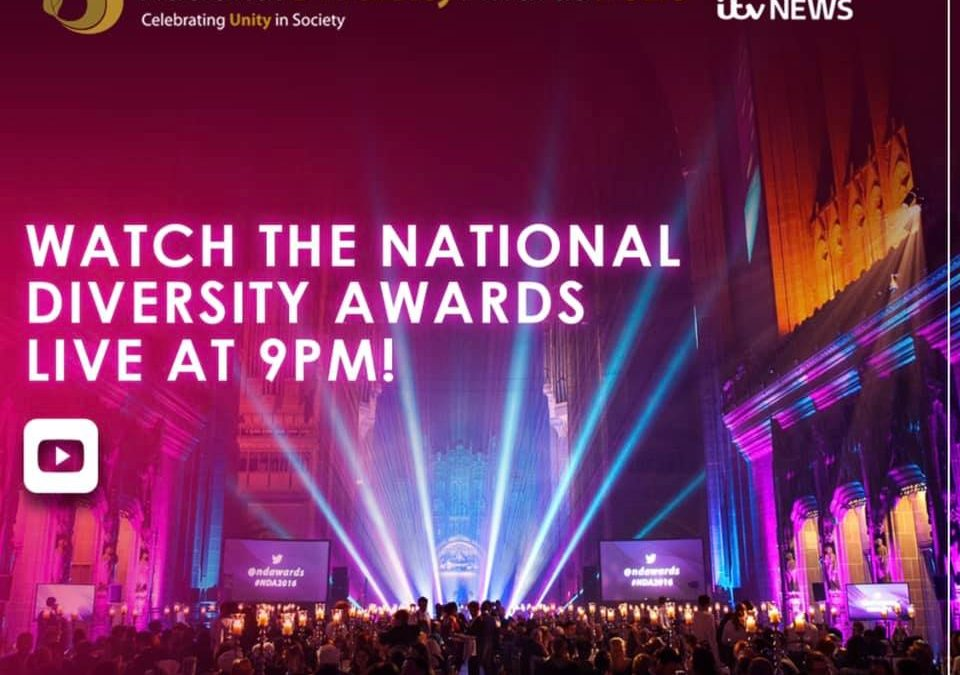 Our National Diversity Awards Nominee
